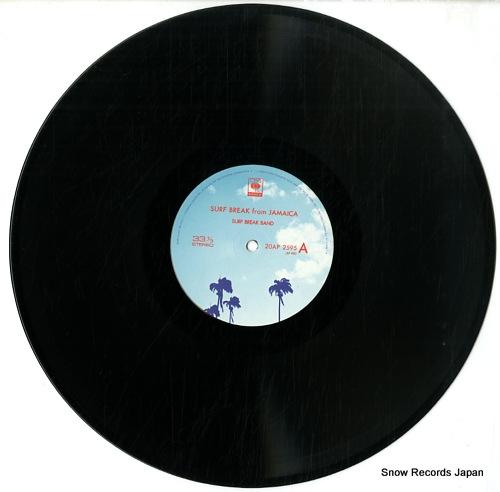 サーフ・ブレイク・バンド フロム・ジャマイカ 20AP2595