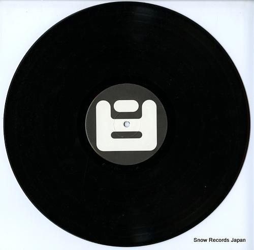 JAMX & DE LEON can u dig it? (self control) F8T001-12 - disc