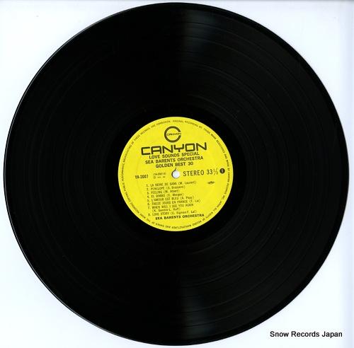 シー・バレンツ・オーケストラ ラブ・サウンズ・スペシャンル・シー・バレンツ・ゴールデン・ベスト30 YA-2007-8