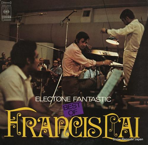 ファンタスティック・サウンズ エレクトーン・ファンタスティック/フランシス・レイのすべて SOND66048