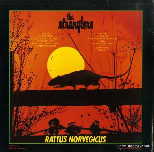ストラングラーズ iv rattus norvegicus SP-4648