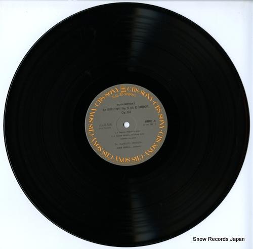 MAAZEL, LORIN tchaikovsky; symphony no.5 in e minor, op.64 FCCA566 - disc