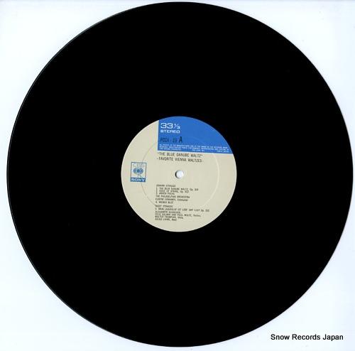 V/A the blue danube waltz favorite vienna waltzes FCCA-23 - disc