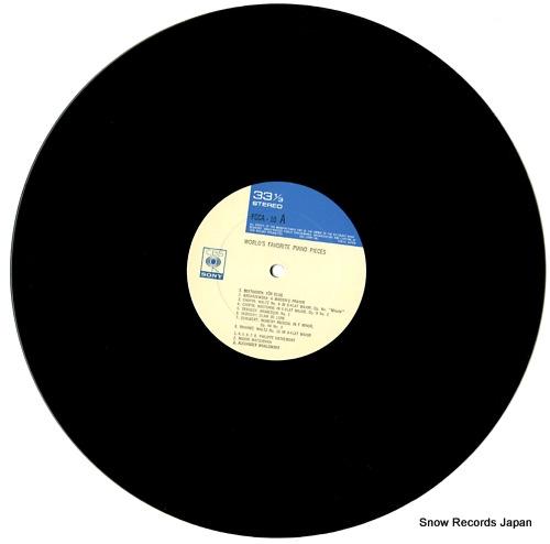 V/A world's favorite piano pieces FCCA-10 - disc