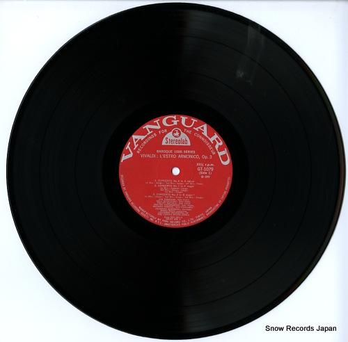 ROSSI, MARIO vivaldi; l'estro armonico, op.3 GT1079 - disc