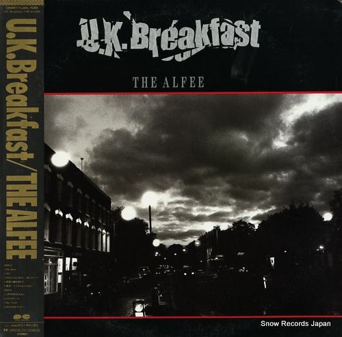 ALFEE, THE u.k.breakfast C28A0611 - front cover