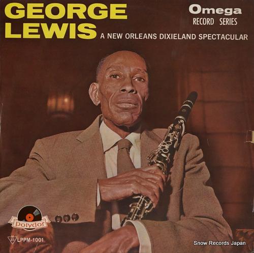 ジョージ・ルイス - george lewi...