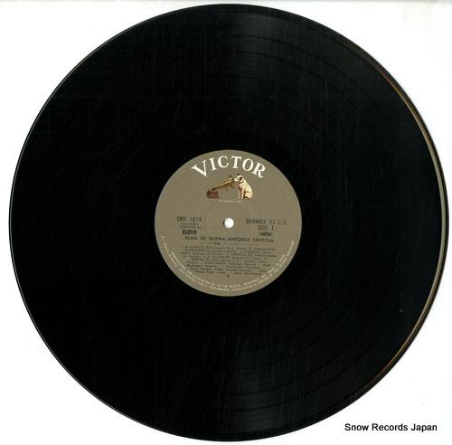 PANTOJA, ANTONIO alma de quena SWX-7074 - disc
