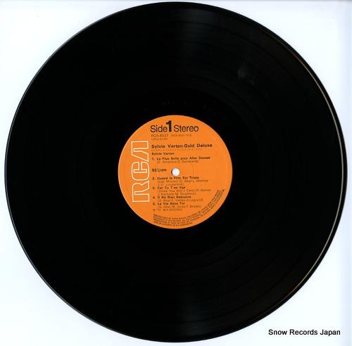 VARTAN, SYLVIE gold deluxe RCA-8021-22 - disc