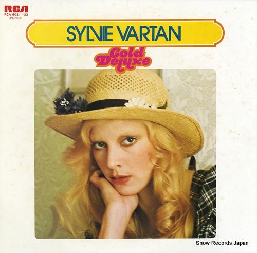 VARTAN, SYLVIE gold deluxe RCA-8021-22 - front cover