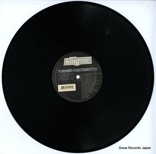 FUKUTOMI, YUKIHIRO yukihiro fukutomi ep KSS-1142 - disc