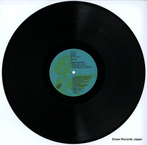 V/A sounds danceable R05427 - disc