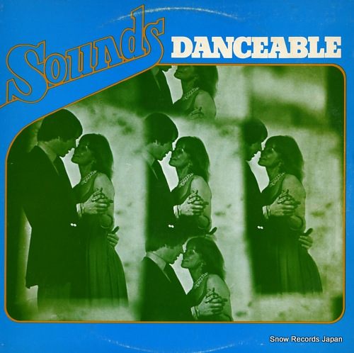 V/A sounds danceable R05427 - front cover