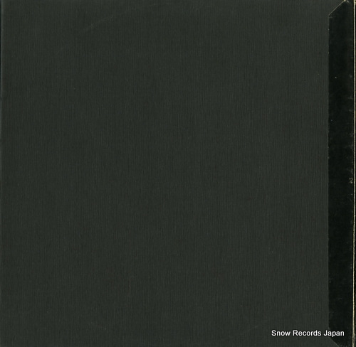CLUYTENS, ANDRE gounod; faust SLS816 - back cover