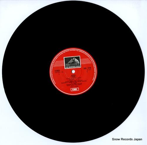 CLUYTENS, ANDRE gounod; faust SLS816 - disc