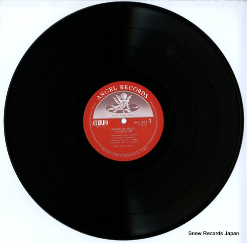 KANN, HANS donauwellen walzer AWF-1088 - disc