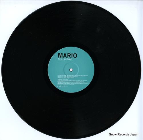 MARIO here i go again 82876705591 - disc