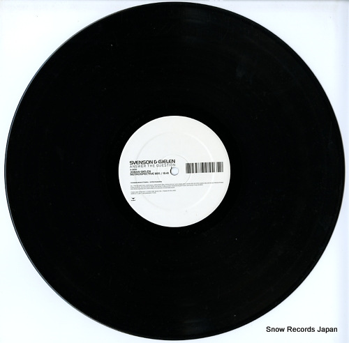 SVENSON & GIELEN answer the question 7005565 - disc