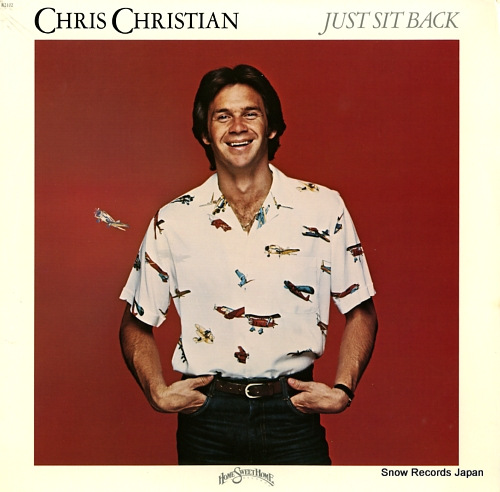 CHRISTIAN, CHRIS just sit back R2102/HSHR-2102 - front cover