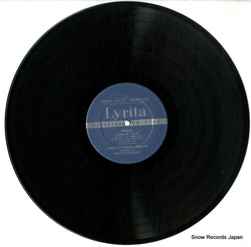 BRAITHWAITE, NICHOLAS berkeley; symphony no.2 SRCS.94 - disc