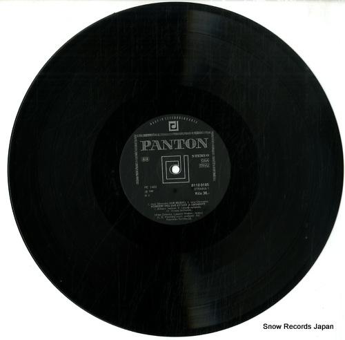 OBROVSKA, JANA / VEROSLAV NEUMANN due musici / dedication 81100185 - disc