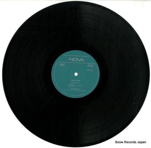 V/A rainer kunad; sinfonietta, antiphonie, duomix 885113 - disc