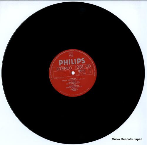 I MUSICI vivaldi; concerti con titoli 18PC-171-72 - disc