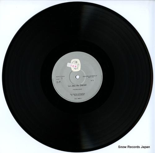 WULSTAN, DAVID le jeu de daniel(xiie) CAL.1848 - disc