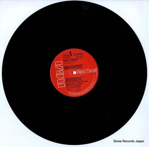 DOMINGO, PLACIDO giordano; andrea chenier RL02046(3) - disc