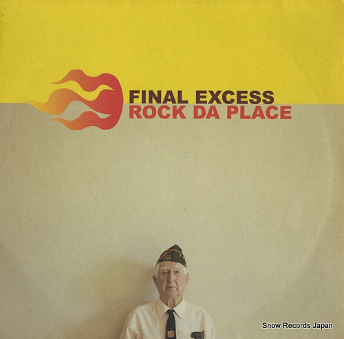 FINAL EXCESS rock da place 5050466-3234-0-8 - front cover