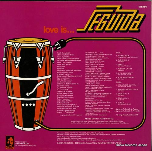 セギーダ ニューヨークの炎 FAN-5017