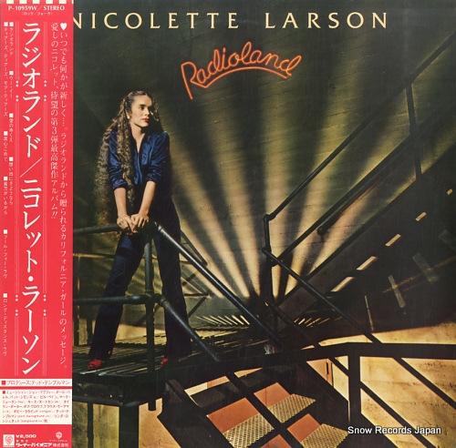 LARSON, NICOLETTE radioland P-10959W - front cover