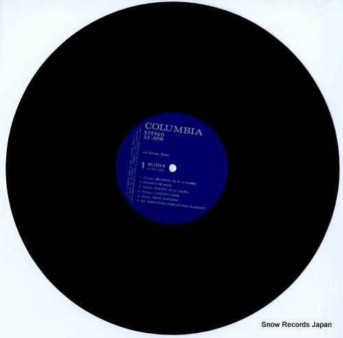 BERLINER, JAY / BETHO DAVEZAC guitar music favorites MS-1220-N - disc