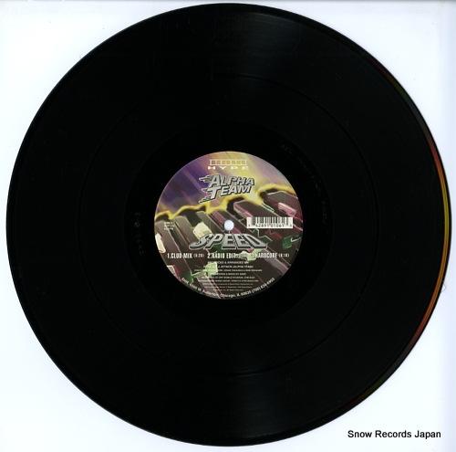 ALPHA TEAM speed SHR-106 - disc