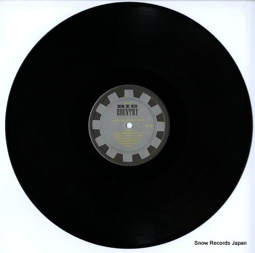 BIG COUNTRY east of eden MERX175 - disc