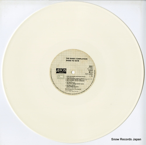 V/A shake to date ALLP4.00255J - disc