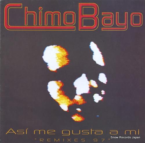 チモ・バヨ a si me gusta a mi (remixes 97') MX806