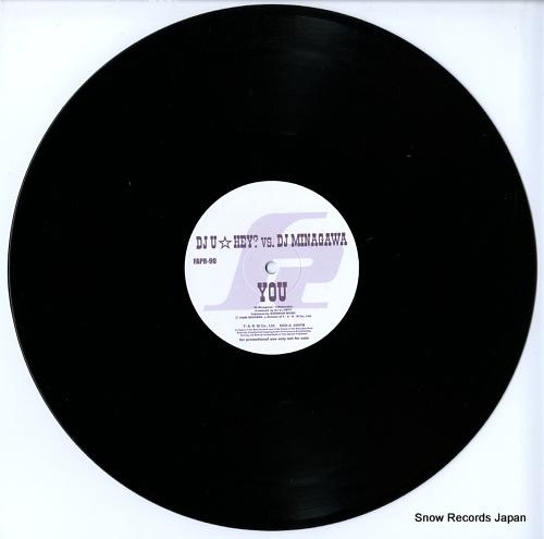 V/A you / religion FAPR-90 - disc