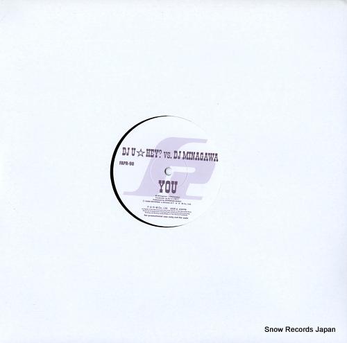V/A you / religion FAPR-90 - front cover