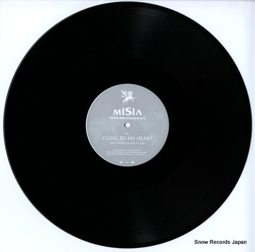 MISIA close to my heart (ano natsu no mama de) (erick morillo remix) BVJS-29007 - disc