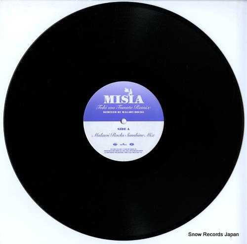 MISIA toki wo tomete remix BVJS-29004 - disc