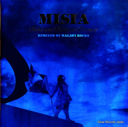 MISIA toki wo tomete remix BVJS-29004 - front cover