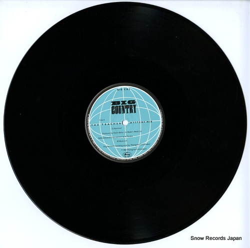 BIG COUNTRY the teacher (mystery mix) BIGCX2 - disc