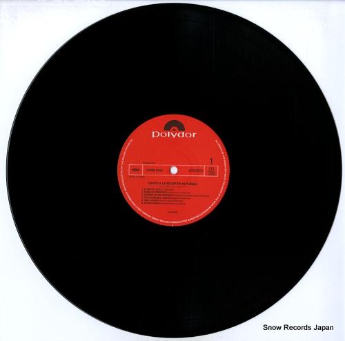 KJARKAS canto a la mujer de mi pueblo 25MM0387 - disc