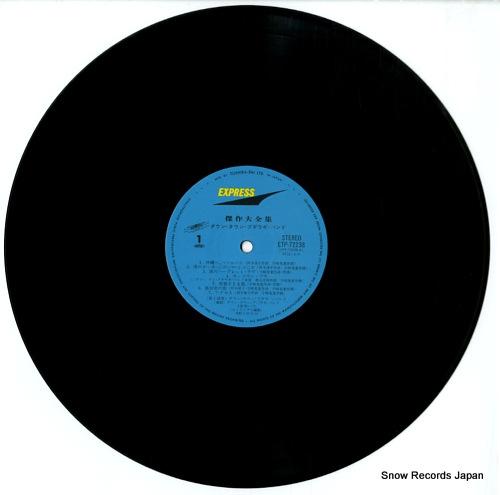 DOWN TOWN BOOGIE WOOGIE BAND kessaku daizenshu ETP-72238 - disc