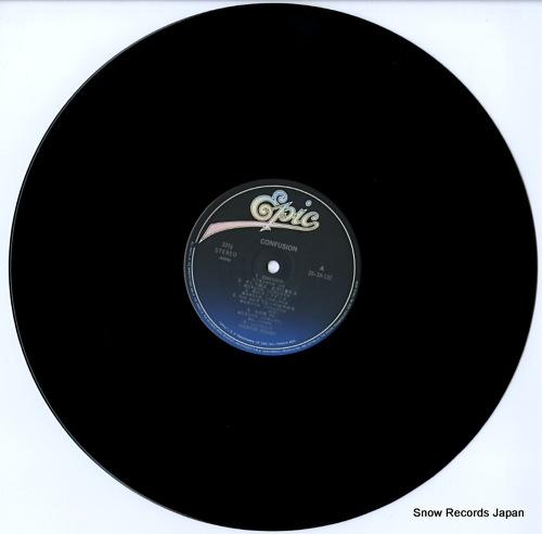 OHSAWA, YOSHIYUKI confusion 28.3H-132 - disc