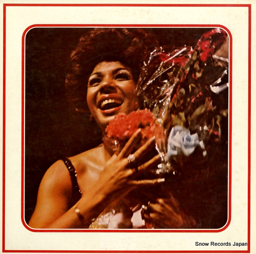 BASSEY, SHIRLEY gem/shirley bassey live in japan GEM1083/4 - front cover