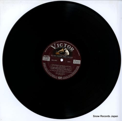 FIEDLER, ARTHUR pops symphonic mood, the / star dust SRA-2272 - disc