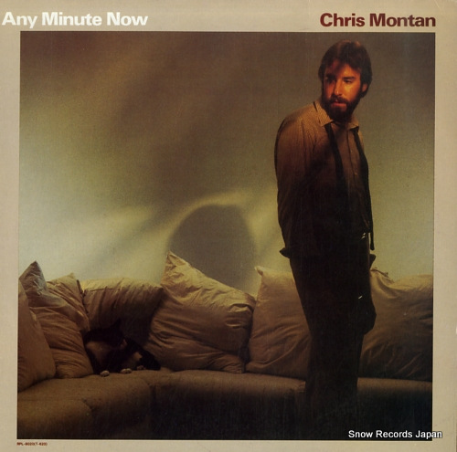 MONTAN, CHRIS any minute now RPL-8020 - front cover