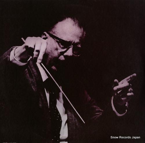 BOHM, KARL bruckner; symphony no.4 romantic SOL1003-4 - back cover